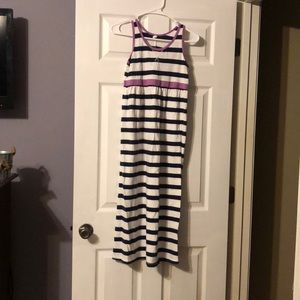 Girls Old Navy dress size large.